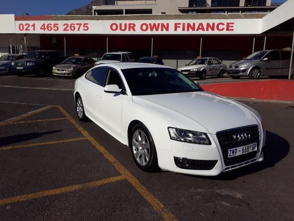 2010 Audi A5 2.0t Fsi Multitronic  Western Cape Cape Town_0