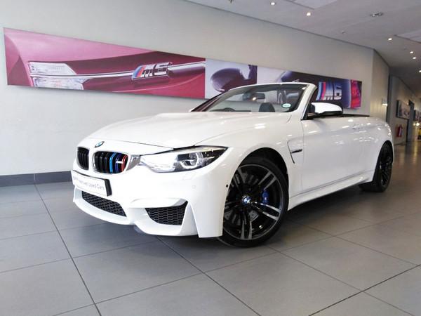 2017 BMW M4 Convertible M-DCT Gauteng Four Ways_0