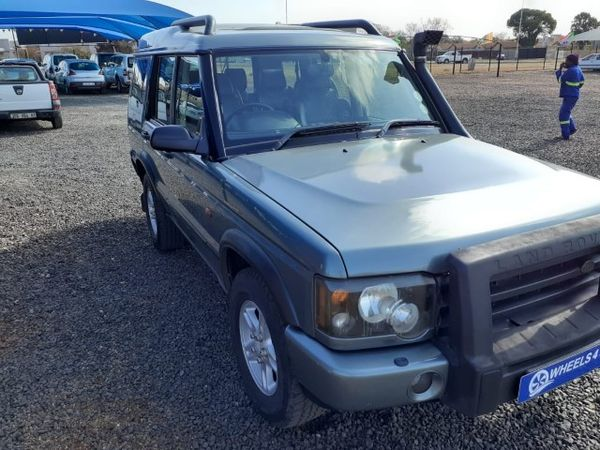2004 Land Rover Discovery Xs Td5 At  Gauteng Pretoria_0