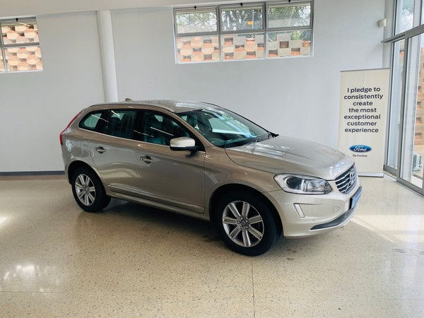 2015 Volvo XC60 D4 Momentum Geartronic Mpumalanga White River_0