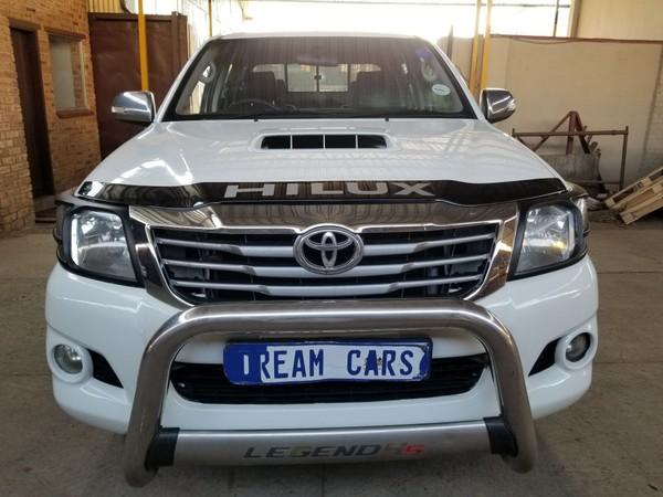 2015 Toyota Hilux 3.0 D-4D LEGEND 45 4X4 Double Cab Bakkie Gauteng Johannesburg_0