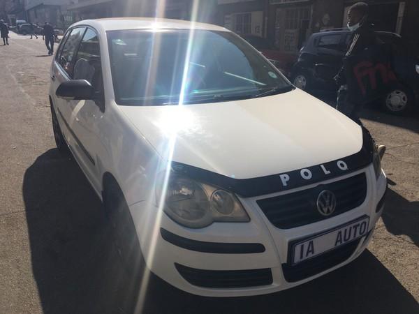2009 Volkswagen Polo 1.6 Trendline  Gauteng Johannesburg_0