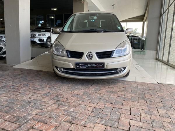 2008 Renault Scenic Ii Dynamic 1.9 Dci  Gauteng Boksburg_0