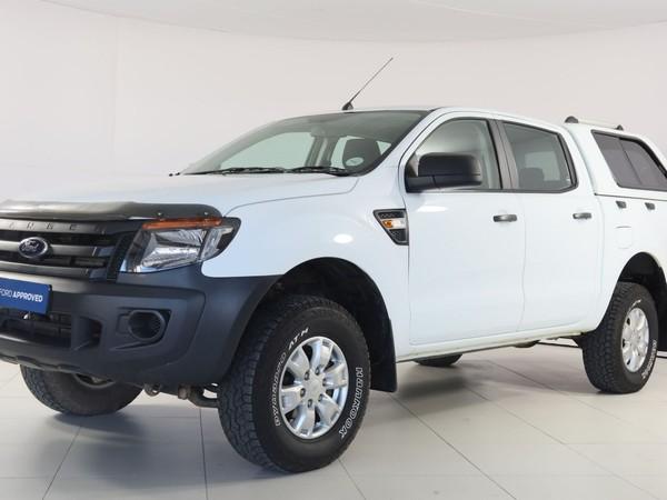 2015 Ford Ranger 2.2tdci Xl Pu Dc  Western Cape Mossel Bay_0