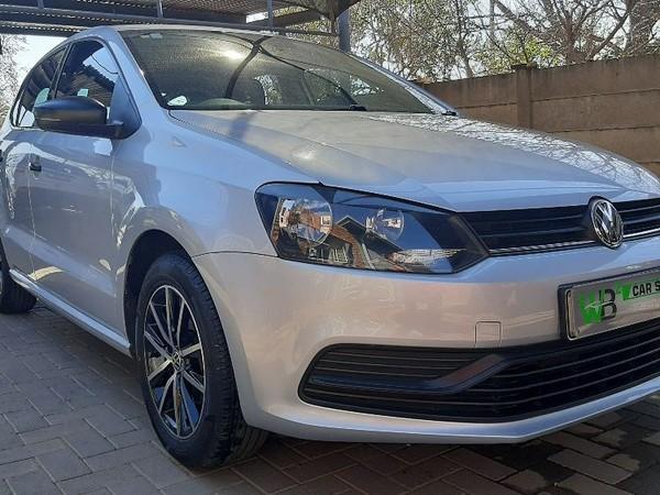 2014 Volkswagen Polo 1.2 TSI Trendline 66KW North West Province Klerksdorp_0