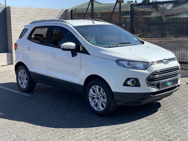 2016 Ford EcoSport 1.5TDCi Titanium Gauteng Johannesburg_0