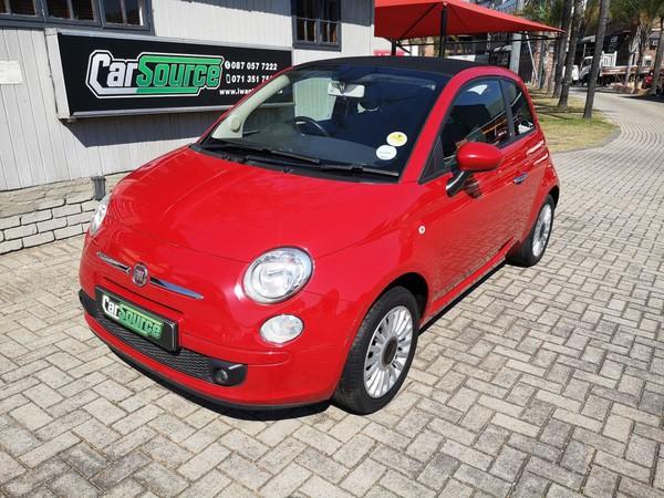 2015 Fiat 500 1.2 Cabriolet  Mpumalanga Nelspruit_0