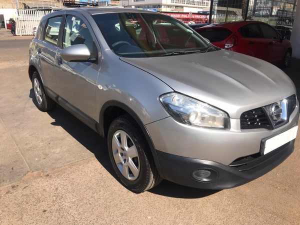 2011 Nissan Qashqai 1.6 Acenta  Gauteng Johannesburg_0
