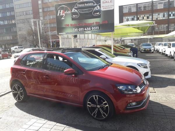2015 Volkswagen Polo GP 1.4 Comfortline Gauteng Johannesburg_0