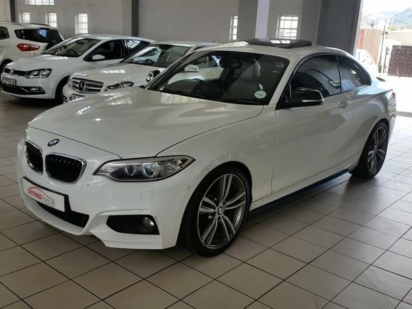 2014 BMW 2 Series 220D M Sport Auto Western Cape Wynberg_0