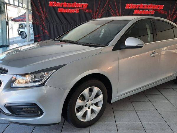 2016 Chevrolet Cruze 1.4t LS North West Province Klerksdorp_0