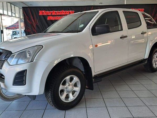 2017 Isuzu KB Series 250 D-TEQ HO HI Rider Double cab Bakkie North West Province Klerksdorp_0