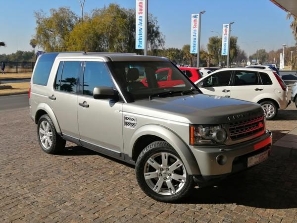 2010 Land Rover Discovery 4 3.0 Tdv6 Se  Gauteng Vanderbijlpark_0