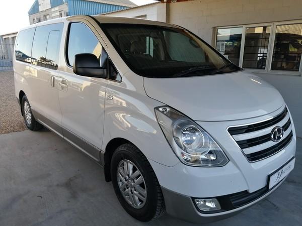 2016 Hyundai H1 2.5 CRDI Wagon Auto Western Cape Kuils River_0