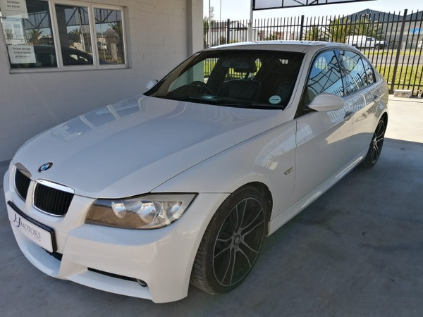 2009 BMW 3 Series 320i At e90  Western Cape Kuils River_0