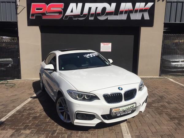 2014 BMW 2 Series 220D M Sport Auto Mpumalanga Witbank_0