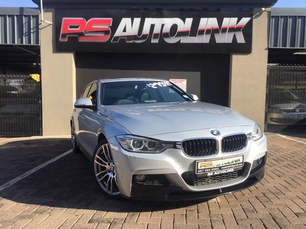 2015 BMW 3 Series 320i M Sport Auto Mpumalanga Witbank_0