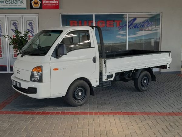 2017 Hyundai H100 Bakkie 2.6d Fc Ds  Mpumalanga Nelspruit_0