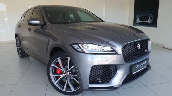 2020 Jaguar F-Pace 5.0 V8 SVR Gauteng Roodepoort_0