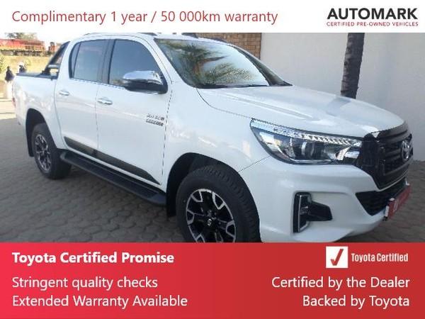2020 Toyota Hilux 2.8 GD-6 RB Auto Raider Double Cab Bakkie Limpopo Messina_0