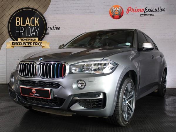 2016 BMW X6 X6 M50d Gauteng Edenvale_0