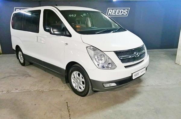 2015 Hyundai H1 Gls 2.4 Cvvt Wagon  Western Cape Claremont_0
