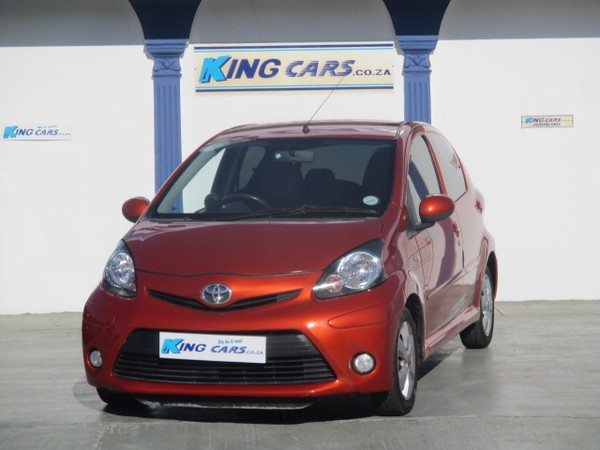 2012 Toyota Aygo 1.0 Fresh 5dr  Eastern Cape Port Elizabeth_0