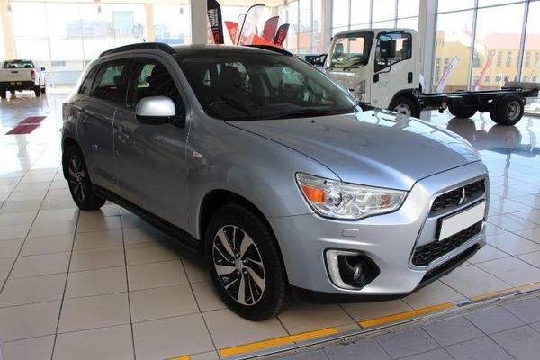 2016 Mitsubishi ASX 2.0 5dr Glx  Free State Bloemfontein_0