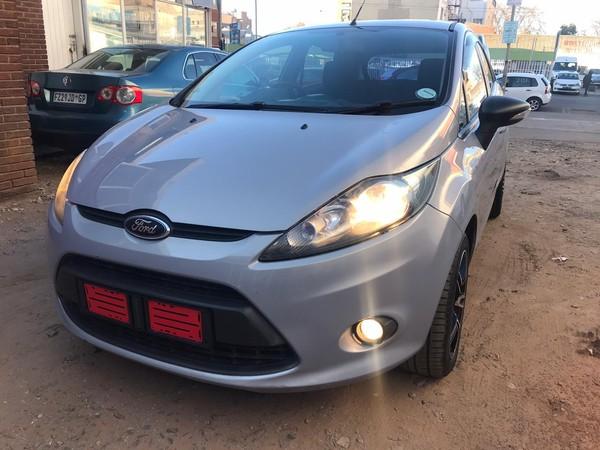 2013 Ford Fiesta 1.6 Ambiente  Gauteng Johannesburg_0