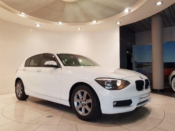 2013 BMW 1 Series 116i 5dr f20  Gauteng Sandton_0