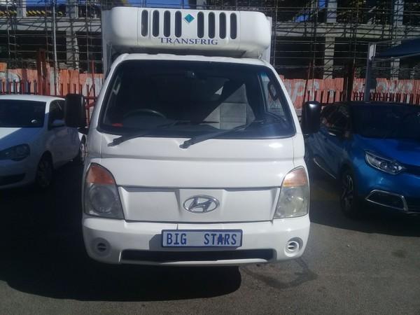 2011 Hyundai H100 Bakkie 2.6i D Fc Cc  Gauteng Johannesburg_0