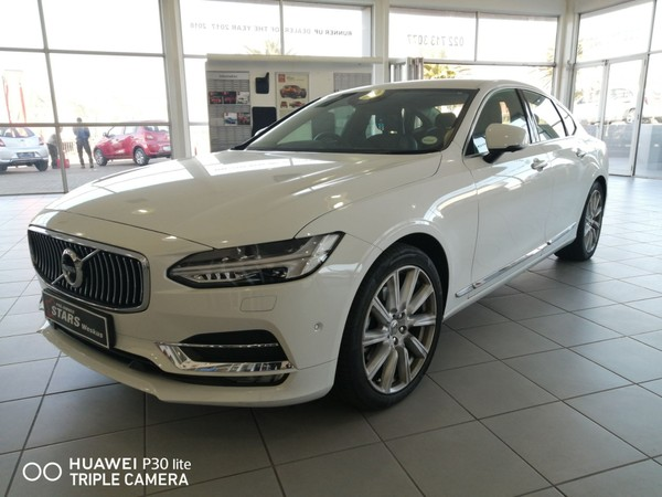 2017 Volvo S90 D5 Inscription GEARTRONIC AWD Western Cape Vredenburg_0
