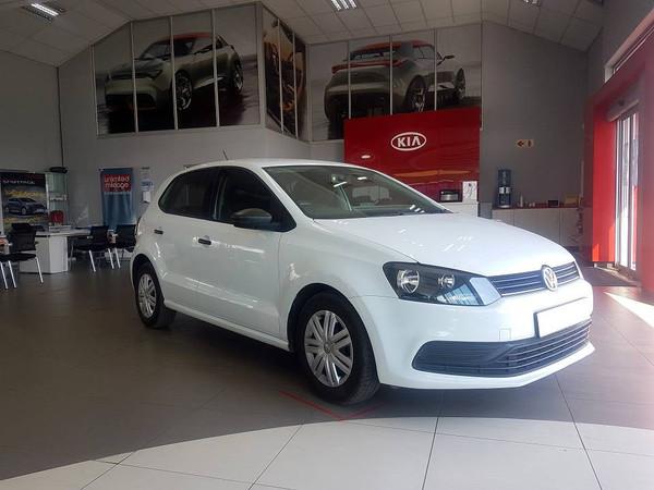 2016 Volkswagen Polo 1.2 TSI Trendline 66KW Free State Bethlehem_0