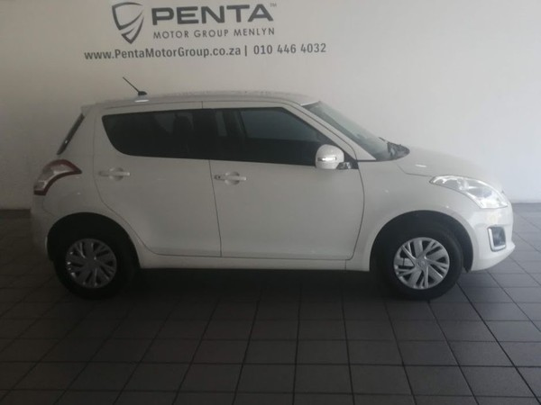 2016 Suzuki Swift 1.2 GL Gauteng Pretoria_0
