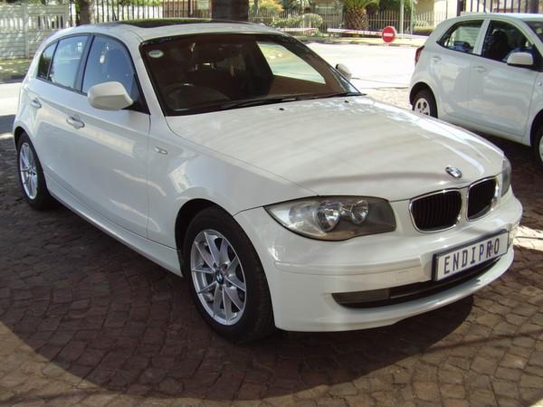 2011 BMW 1 Series 120d At e87 FIN AVAILABLE Gauteng Boksburg_0