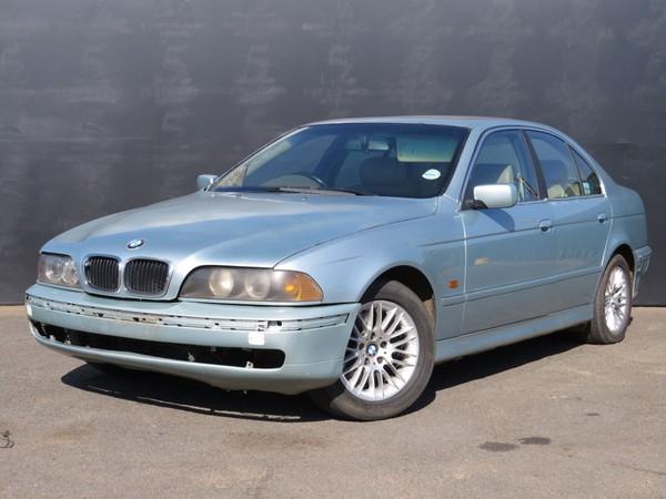 2001 BMW 5 Series 530d At e39  Gauteng Johannesburg_0
