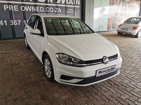 2018 Volkswagen Golf VII 1.0 TSI Trendline Eastern Cape Port Elizabeth_0