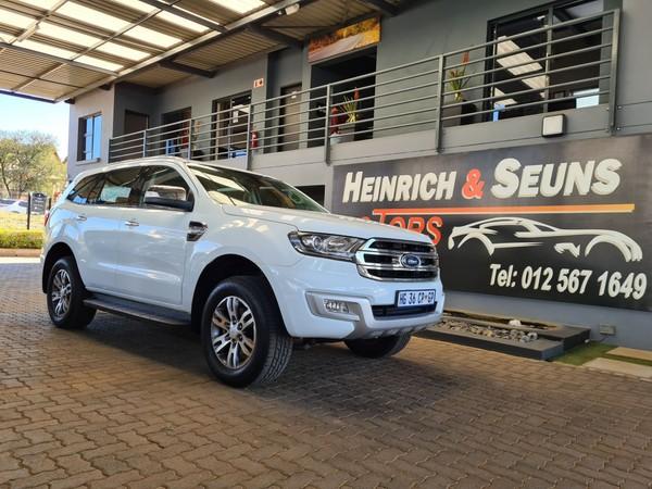 2018 Ford Everest 2.2 TDCi XLT Gauteng Pretoria_0