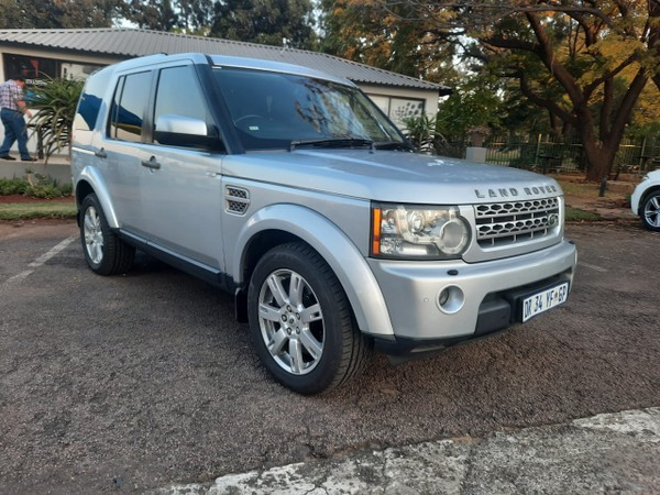 2010 Land Rover Discovery 4 3.0 Tdv6 Se  North West Province Rustenburg_0