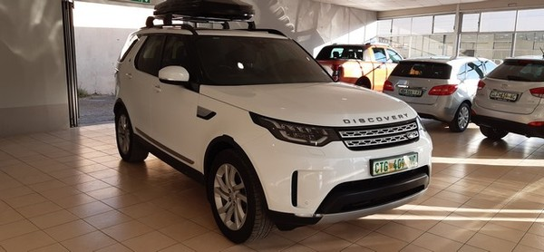 2017 Land Rover Discovery 3.0 TD6 HSE Northern Cape Kimberley_0