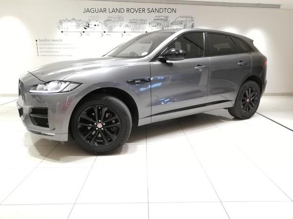 2016 Jaguar F-Pace 2.0 i4D AWD R-Sport Gauteng Rivonia_0