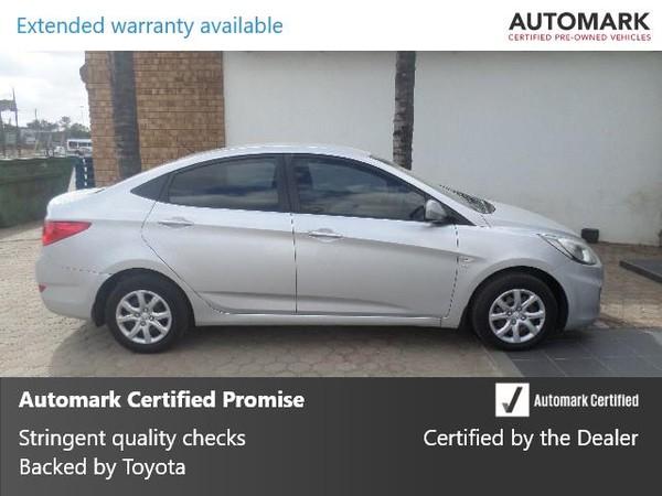 2012 Hyundai Accent 1.6 Gl  Limpopo Messina_0