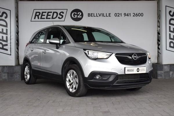 2019 Opel Crossland X 1.2T Enjoy Auto Western Cape Bellville_0
