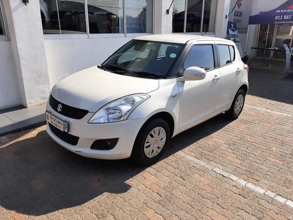 2014 Suzuki Swift 1.2 GL Auto Gauteng Johannesburg_0