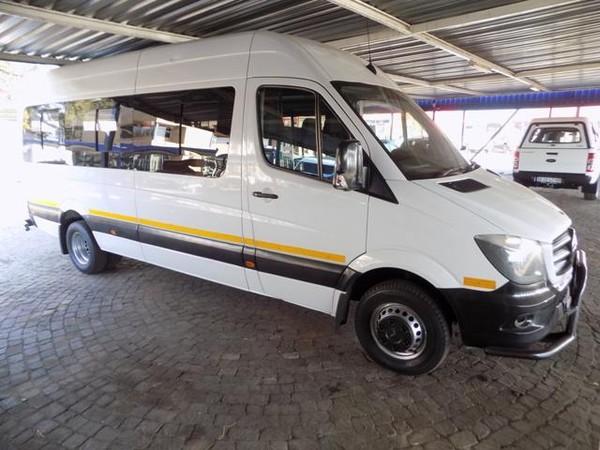 2014 Mercedes-Benz Sprinter 515 CDI XL FC Panel Van Gauteng Boksburg_0
