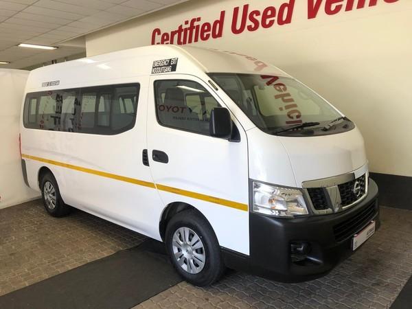 2019 Nissan NV350 2.5 16 Seat Mpumalanga Nelspruit_0