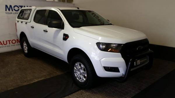 2018 Ford Ranger 2.2TDCi XL Double Cab Bakkie Mpumalanga Nelspruit_0