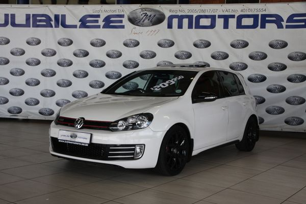 2011 Volkswagen Golf Vi Gti 2.0 Tsi Dsg  Gauteng Springs_0