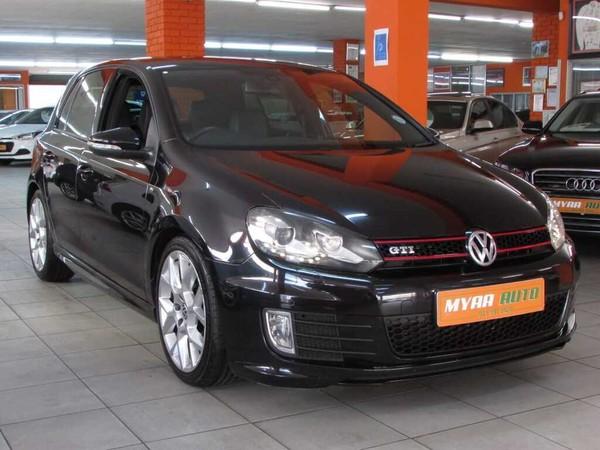 2012 Volkswagen Golf Vi Gti 2.o Tsi  Ed35  Western Cape Cape Town_0