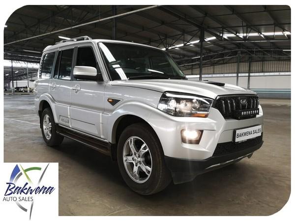 2016 Mahindra Scorpio 2.2 M HAWK 4X4 8 Seat Gauteng Karenpark_0